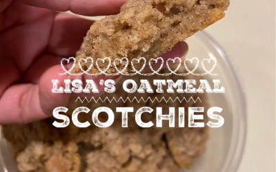 Lisa's Oatmeal Scotchies