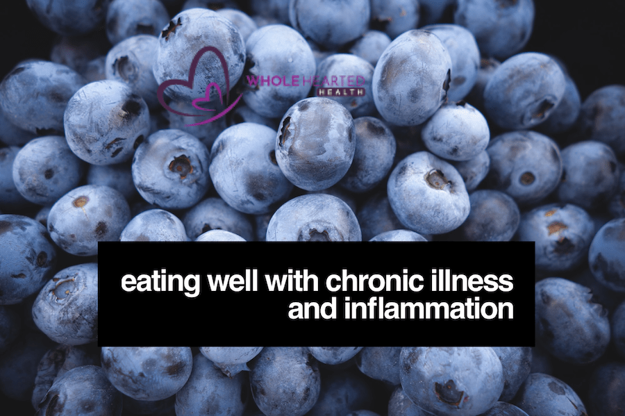 Eating Well with Chronic Illness and Inflammation