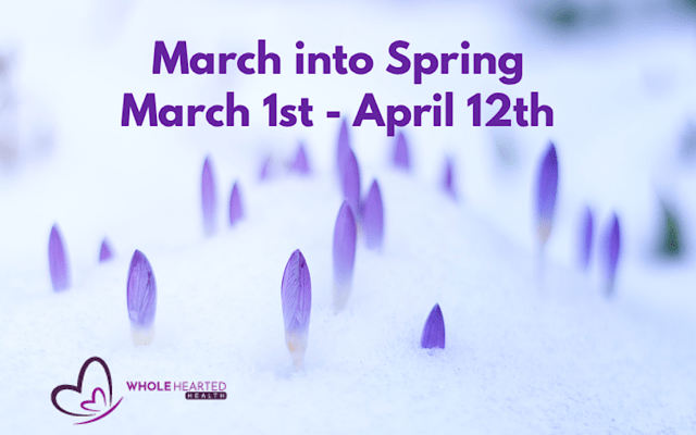 March into Spring coaching